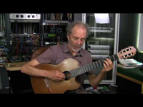 Two Minute Jazz Guitar #5: Half Diminished Chords Everywhere!