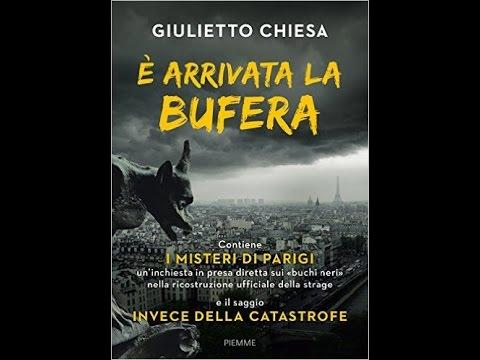 """Piero San Giorgio - Intervista di Giulietto Chiesa sul suo libro """"E arrivata la bufera"""""""