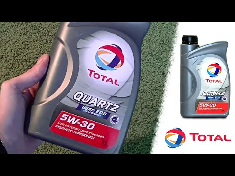 Total Quartz INEO ECS 5W30 original product show