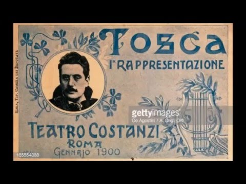 Tosca - Recondita armonia -  karaoke (Piano version)