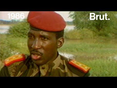 "Thomas Sankara : ""Che Guevara africain"" et icône anticolonialiste"