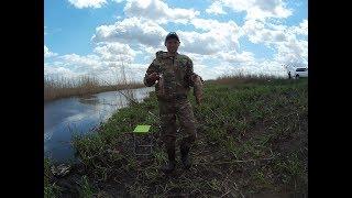 Рыбалка в Астрахани. Вот это рыбалка! Ловля воблы и густеры в Апреле 2018!