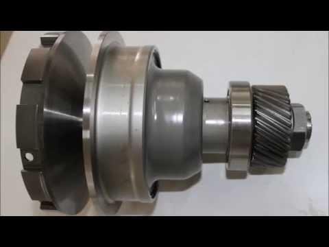 Контрактная бу АКПП (вариатор CVT) RE0F10A на Nissan X Trail