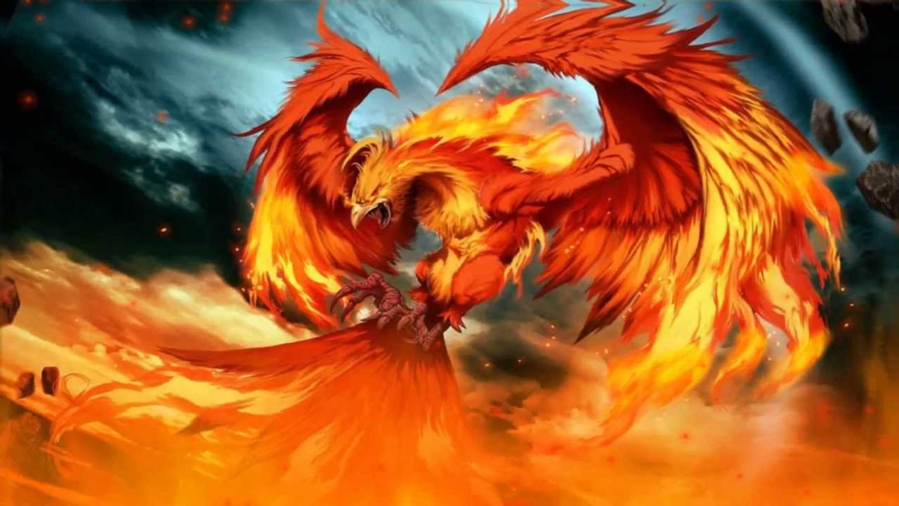 Download Red Fire Animated Wallpaper | DesktopAnimated.com