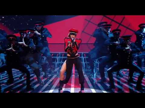Cheryl Cole - Fight for This Love [Live X Factor][HD]