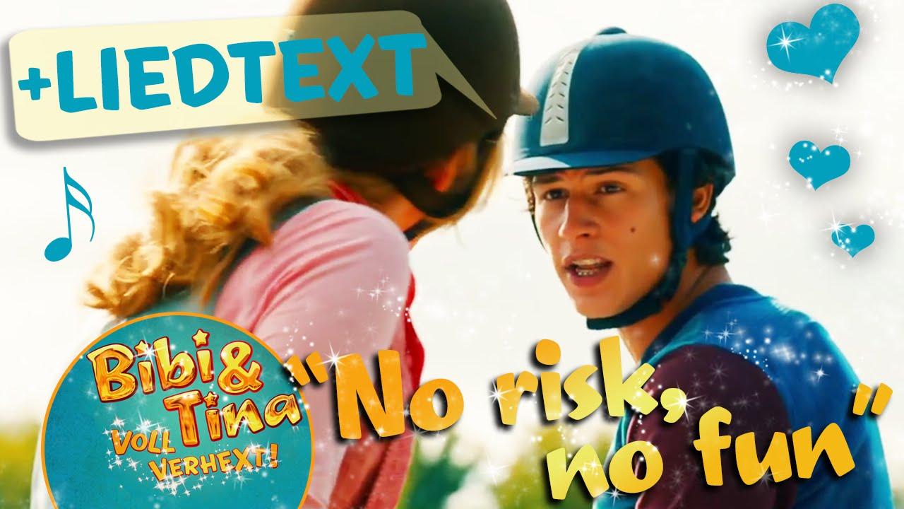 Bibi Tina No Risk No Fun Official Musikvideo Mit Lyrics Zum