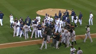 SF@SD: Tempers flare at Petco Park in the 9th