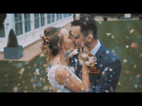 Hayne House Wedding 'Jumping Through Hoops' Event | Hayne House Wedding Video