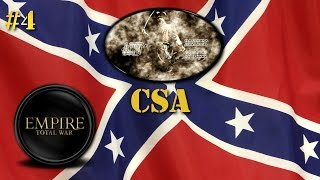 The American Civil War 3.6 - Confederacy #4 ~ Fight in the West!