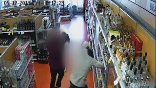 Edmonton liquor store plans ID scans to curb thefts