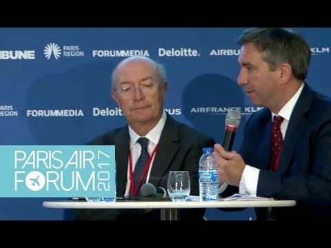 PARIS AIR FORUM   A quand l'arrivée des biocarburants dans l'aviation ?