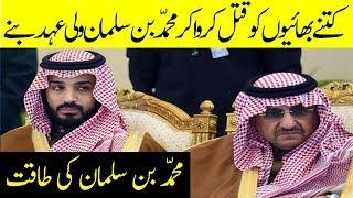 Power of Prince Muhammad Bin Salman | Muhammad Bin salman | Spotlight