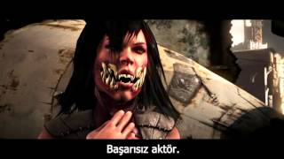 Mortal Kombat X Mileena intro dialoglar (TR alt yazılı)
