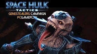 Space Hulk: Tactics Gameplay (PC HD)