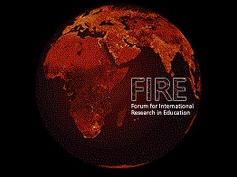FIRE Author Chat: Jayson W. Richardson