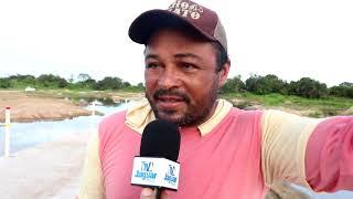 Manoel Castro passagem molhada liberada