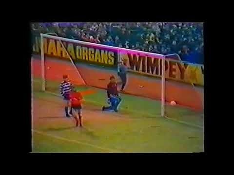 Dundee United 7 Killie 0 11/12/82