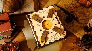 Solving DAVINCI'S Hardest Puzzle!! Codex Silenda lvl 10