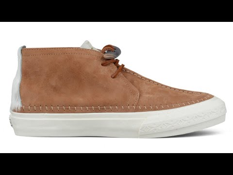 9d4db2f4d8 Shoe Review  Vans Vault x Taka Hayashi Chukka Nomad LX (Chestnut ...