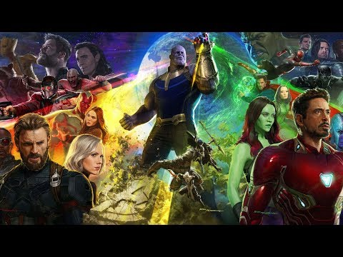 Avengers Infinity War Theory (Silver Surfer)