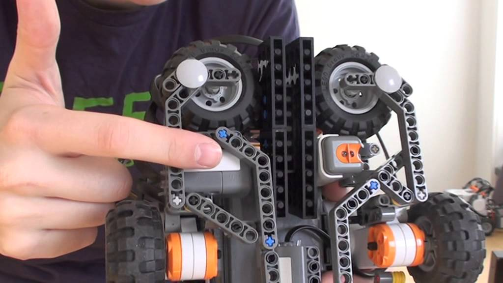 WRO 2014 - Robot design  Tips & Tricks to get started