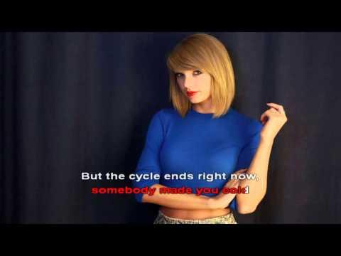 Mean Lyrics | Taylor Swift