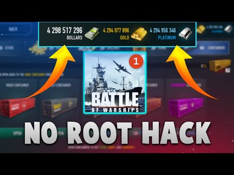 BATTLE OF WARSHIPS MOD APK 1 66 0 FOR ANDROID | UNLIMITED EVERYTHING | NO  ROOT