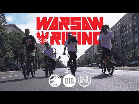 'WARSAW RISING' - DIG X SHADOW X SUBROSA