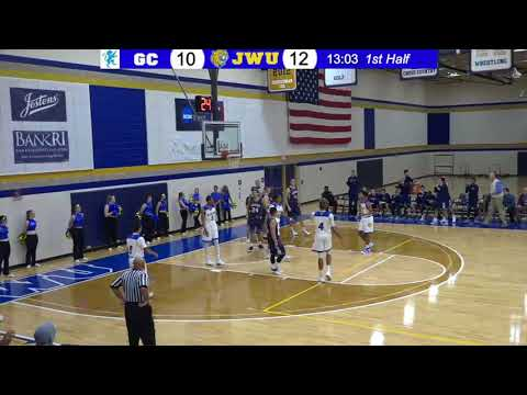 MEN'S BASKETBALL: Scots Sink 26 Free Throws in Win Over Wildcats, 12/12/17