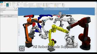 Delfoi ARC 4.0 -  Fast Programming for all robot brands