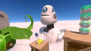 ASTRO BOT Rescue Mission - Tráiler de Anuncio | PS VR