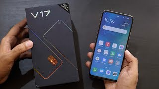 vivo V17 Unboxing & Overview  - The Camera Smartphone
