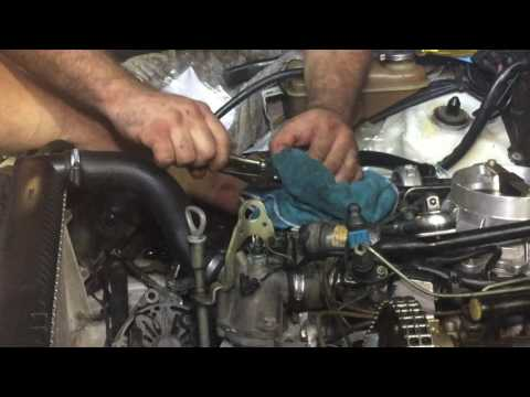 Mercedes-Benz Engine M270 Camshaft & Timing Chain Replacement