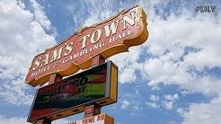 Exploring Sam's Town Las Vegas!