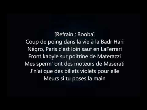 Damso Ft. Booba - Paris C'est Loin [ Paroles ]