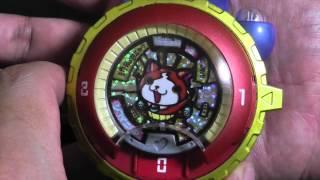 DX妖怪ウォッチ零式で妖怪メダル「ジバニャン」を読み込んでみた thumbnail