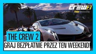 THE CREW 2: Zwiastun grudniowego bezpłatnego weekendu | Ubisoft