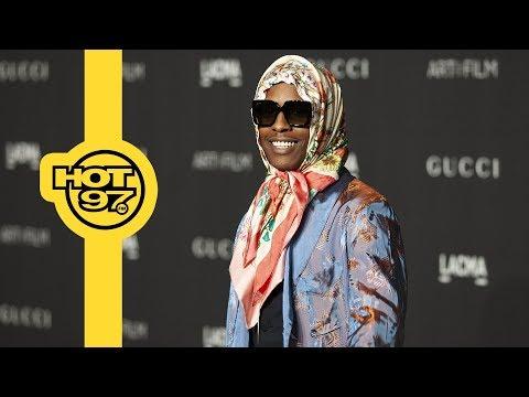 A$AP Rocky Found GUILTY In Assault Case In Sweden