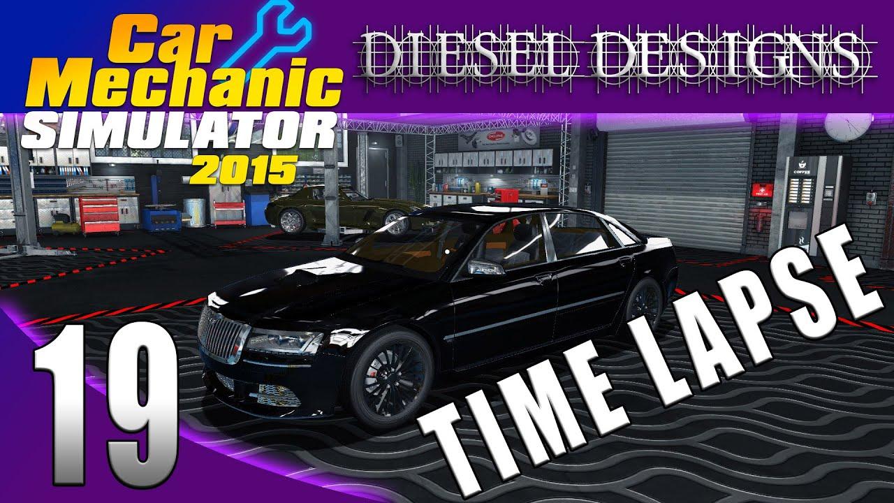 car mechanic simulator 2015 ep19 mayen m8 restoration. Black Bedroom Furniture Sets. Home Design Ideas