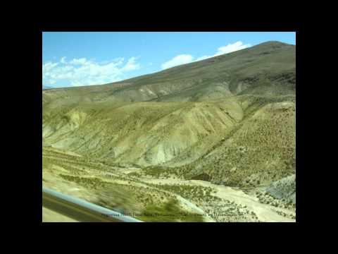 2007 Argentina   North, From Salta, To Calama Chile Atacama, By Bus, Via Paso De Jama And SPA