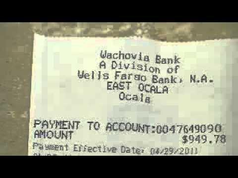 nightmare with wachovia wells fargo mortgage