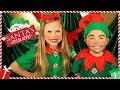 Santa's Elves Makeup and Costumes