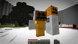 EXTREME ESCONDITE CAMIFLAJES in MINECRAFT! 😱😂 NOOBS SEEK WITH MIKECRACK AND RAPTOR!