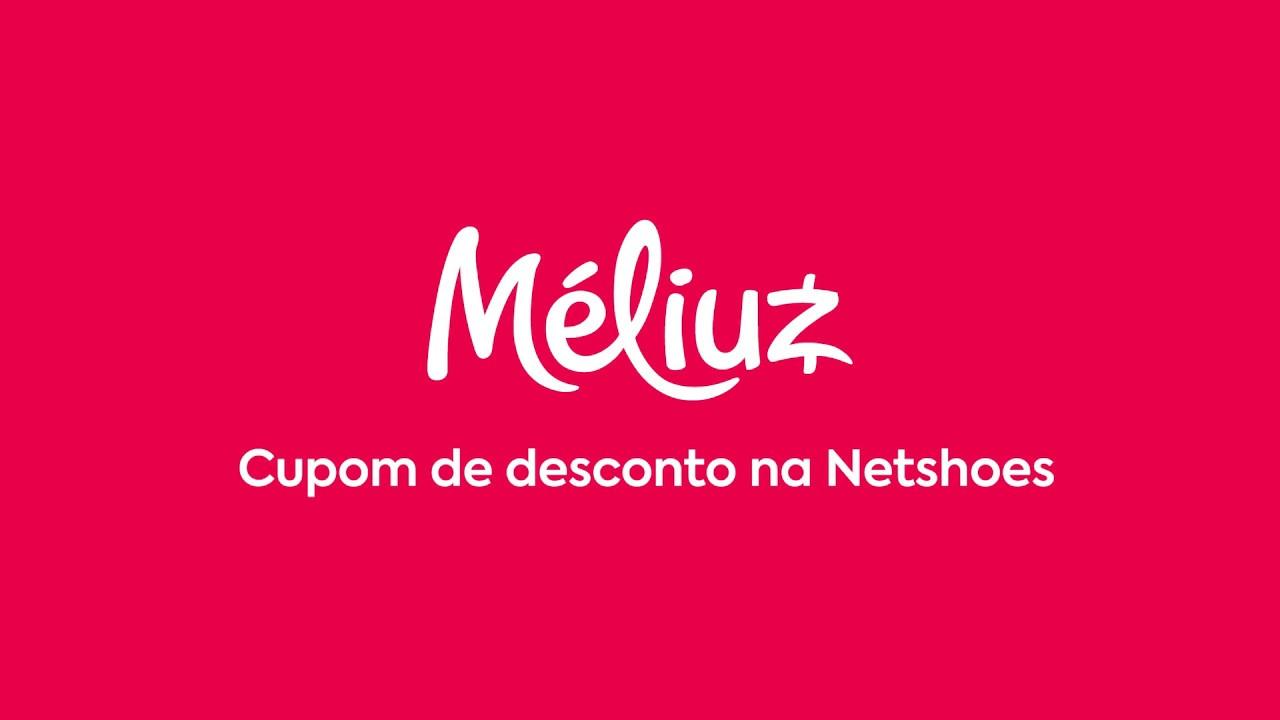 Cupom de Desconto Netshoes  Como Usar - Meliuz - YouTube 0a753b0fcfcba