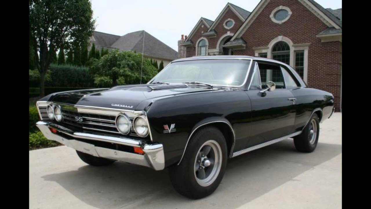 1967 chevelle ss burn out classic muscle car for sale in mi vanguard motor sales youtube. Black Bedroom Furniture Sets. Home Design Ideas