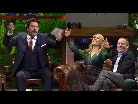 Beyaz Show - Meryem Uzerli'nin deyimlerle komik imtihanı!