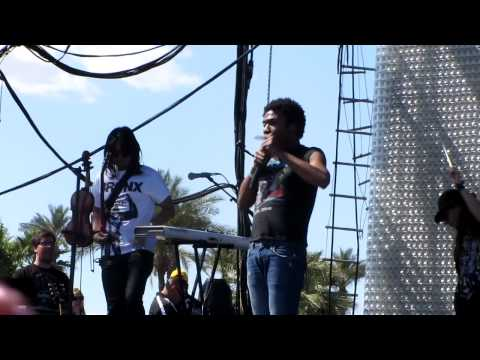 Childish Gambino - You See Me (Coachella)