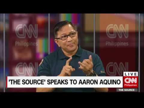 'The Source' speaks to PDEA chief Director General Aaron Aqu
