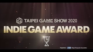 Taipei Game Show 2020 ft. Indie Game Award Online Ceremony