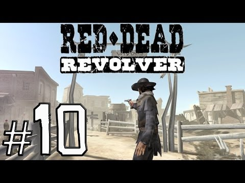 Red Dead Revolver Walkthrough Gameplay - Grizzly - Part 10